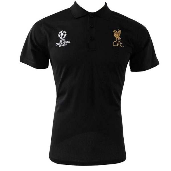 Polo Foot Liverpool 2018-2019 Noir